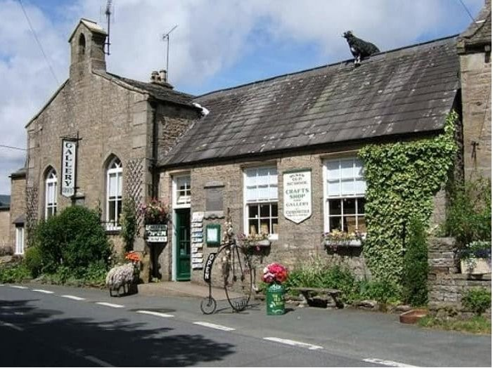 The Old School Gallery, Craft Shop and Cafe